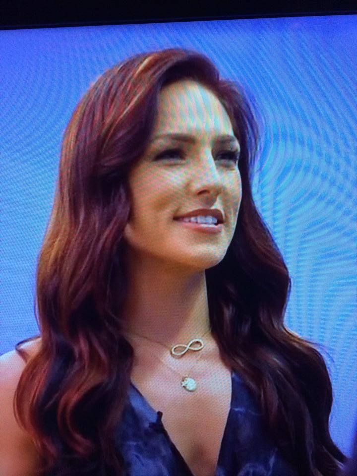 Sharna Burgess of Dancing With The Stars  loves Park Lane Jewelry
