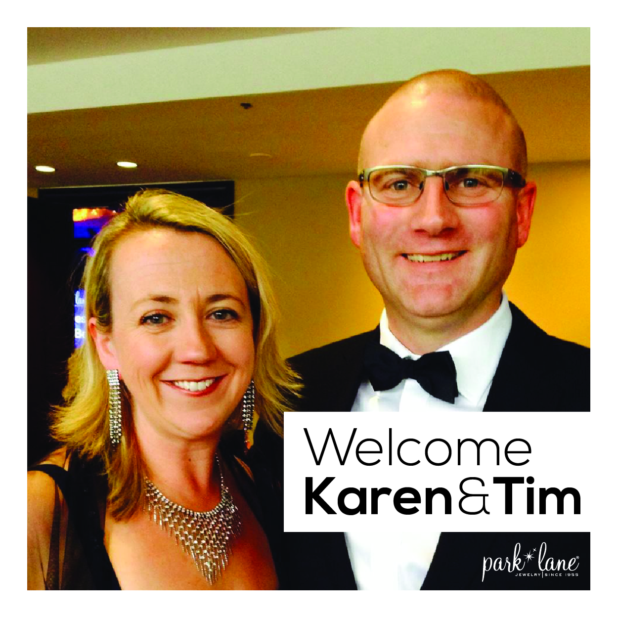 Park Lane welcomes Karen & Tim!