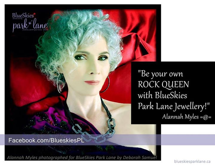 Alannah Myles for Blue Skies Park Lane